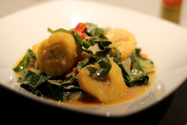 "Rwandan ""Agatogo"" With Collard Greens Recipes — Dishmaps"