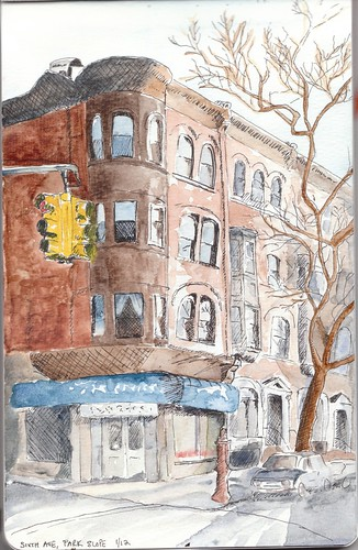 Sixth Avenue, Park Slope