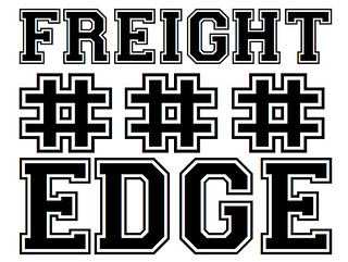 FREIGHT EDGE SHIRTS ORDER NOW! - Sold Out
