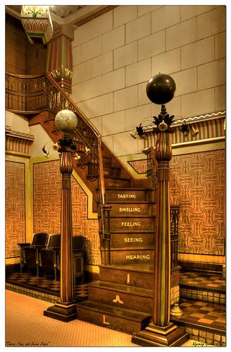 stairs utah steps masonic staircase freemasonry metaphor symbolism egyptianroom saltlakemasonictemple wyominggeezer geezerphotography