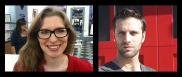 Patricia Cogley & Adam Shaening-Pokrasso