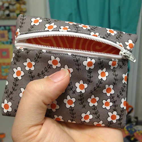 because you always need a new pouch