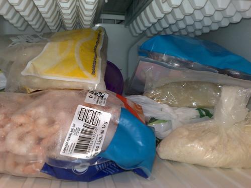 Congelador - Desafio da Despensa