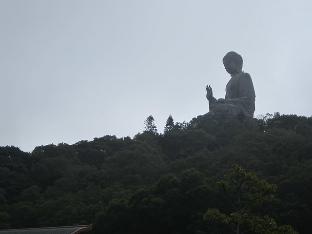 hong kong travel big buddh