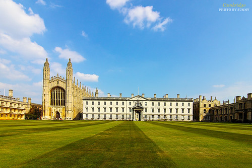 King's College, Cambridge 3