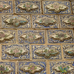 Golestan Palace Tiles - Tehran, Iran