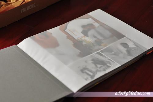 custom diy mypublisher.com wedding album