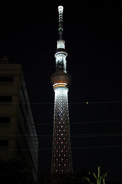 2011クリスマス東京スカイツリー