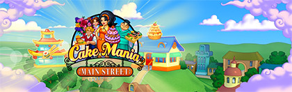 Cake Mania Main Street from Apple Mac App Store (SGD$4.99, Digital Chocolate)