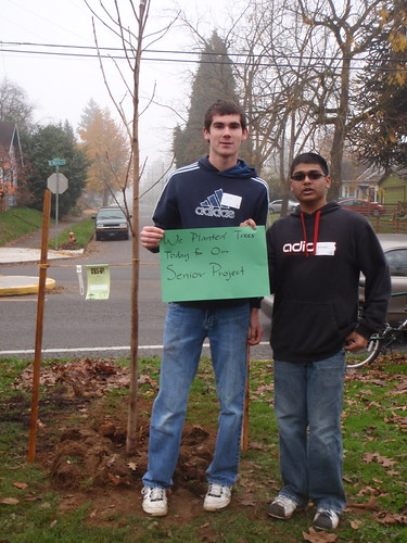 Neighborhood Trees Crew Leaders