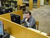 Applying for a job, Main Library by Public Library of Cincinnati & Hamilton County