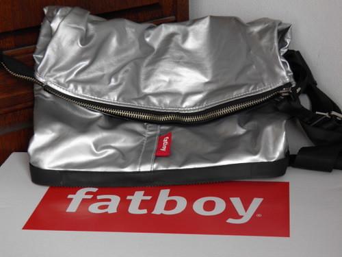 fatboy soulbag zilver