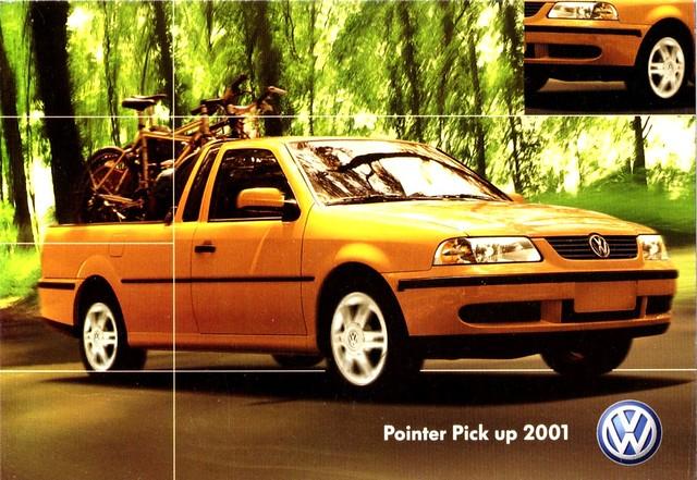 Volkswagen Pointer (Br)
