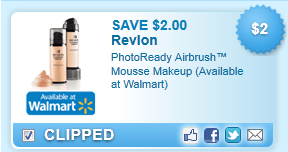 Photoready Airbrush Mousse Makeup (available At Walmart) Coupon