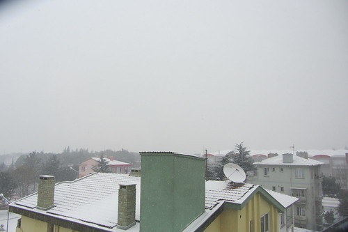 Winderwonderland Balikesir: view from my window (2)