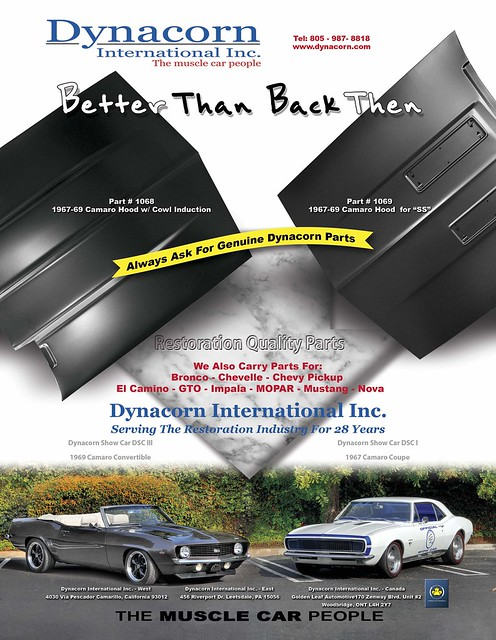 New Dynacorn International Inc. Ad