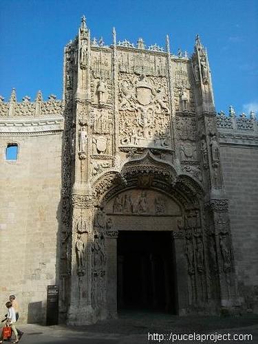 Colegio de San Gregorio Pucelaproject