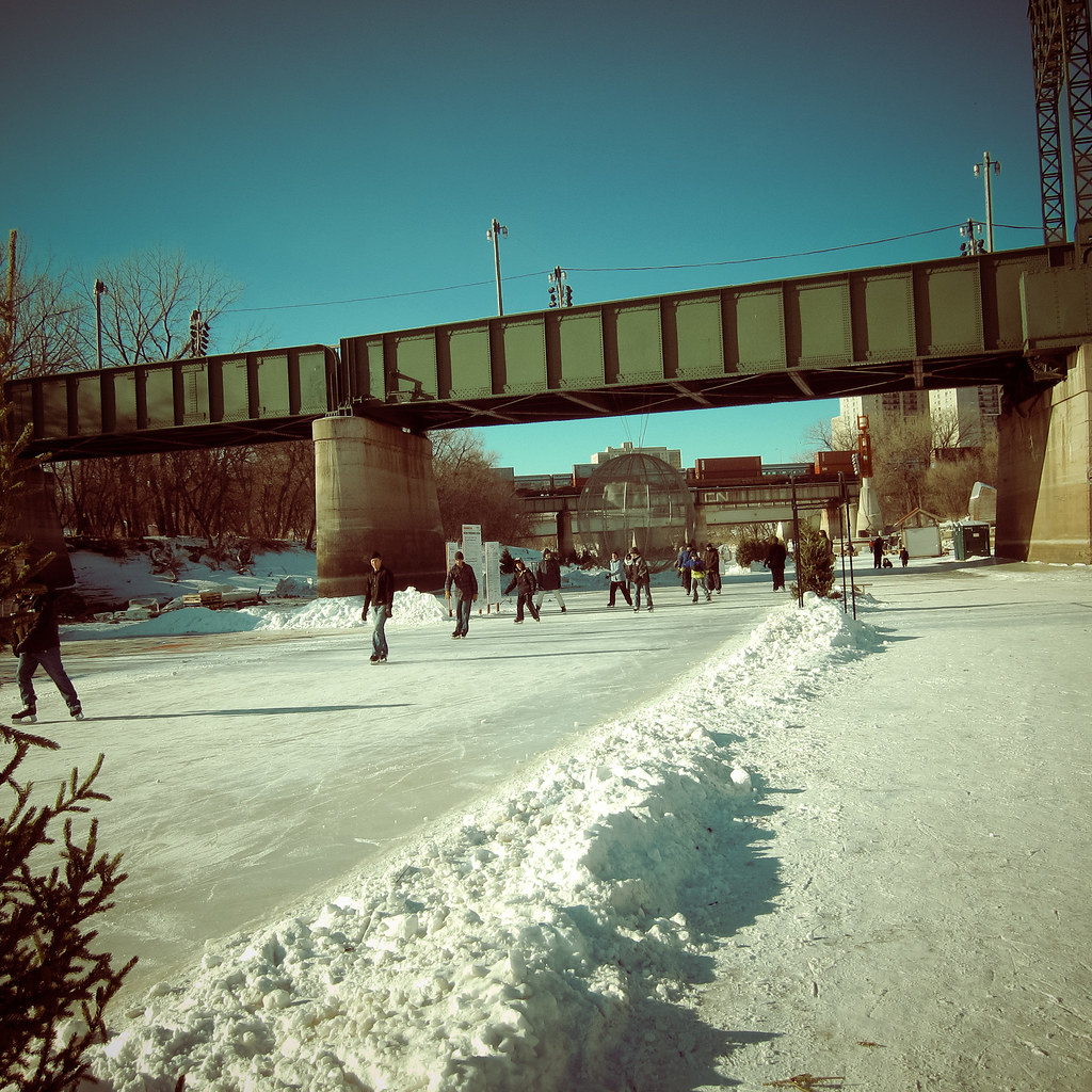 Assiniboine Credit Union River Trail