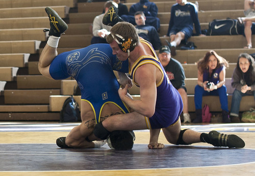 Wresting vs. Cal State Bakersfield