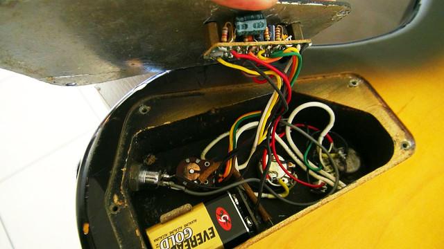Trimpot, circuito ativo 6817018797_0d2d92c41f_z