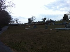Cemetery in Rockmart