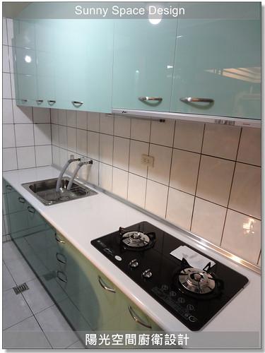 新莊雙鳳路林小姐廚具-陽光空間廚衛設計