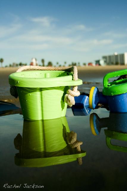 beach toys - santa monica