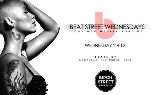 BEAT STREET WEDNESDAYS