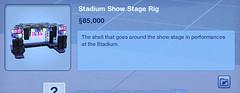 Stadium Show Stage Rig