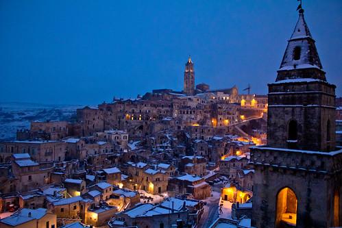 6837010281 fc5174290a Lessenza della bellezza unesco snow neve matera foto flickr