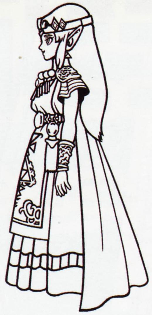 ALttP Zelda