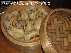 Steamed Flower Rolls (BBB)