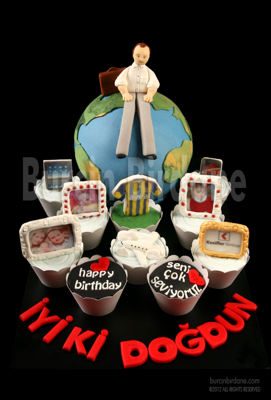 Sinan Kosif Birthday Cake