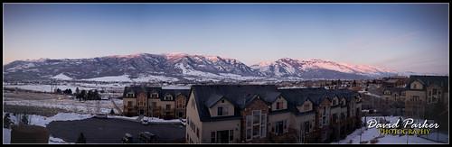 sky panorama mountain mountains photoshop utah pano panoramic adobe eden luxury condominiums cs5 moosehollow