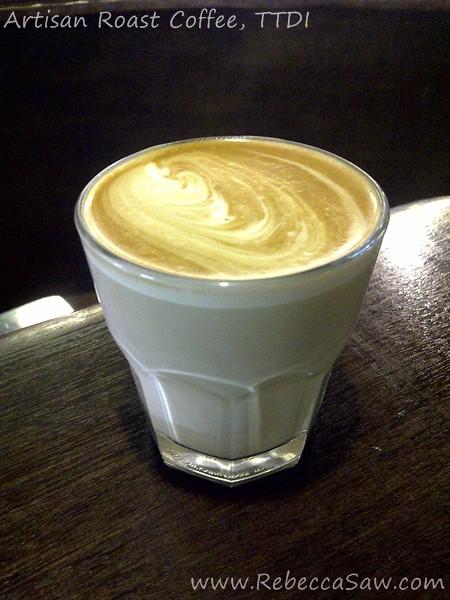 Artisan Roast Coffee, Taman Tun Dr Ismail-005