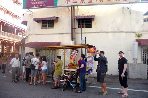 Famous Melaka chicken rice ball restaurant - 02