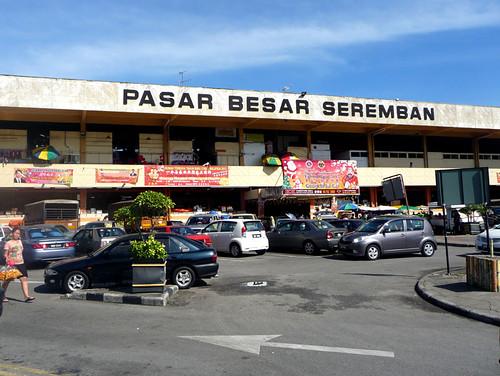 Seremban wet market