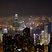 Hong Kong Panoramic by Mathew Roberts