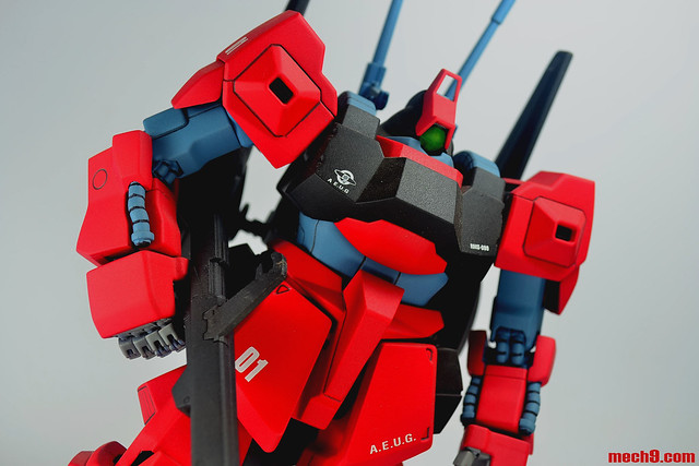 1/100 MG RMS-099 Rick Dias Photos