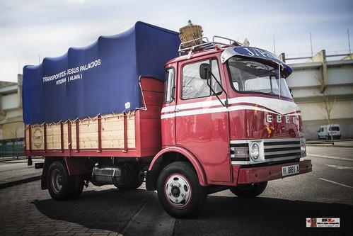 II Concentración de Camiones Ciudad de Santander