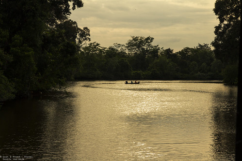 travel sunset canon river saba asia jungle malaysia borneo kalimantan