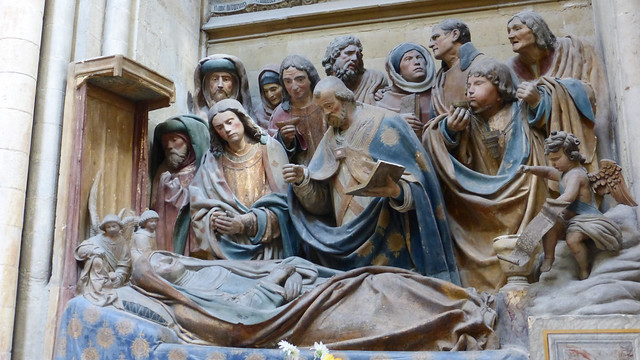 126 Abbaye de la Trinité de Fécamp