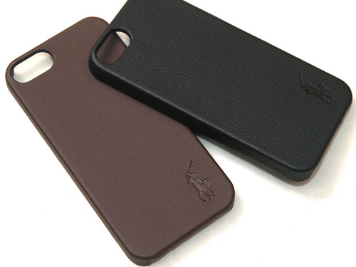 Ralph Lauren / Leather iPhone5/5s Case
