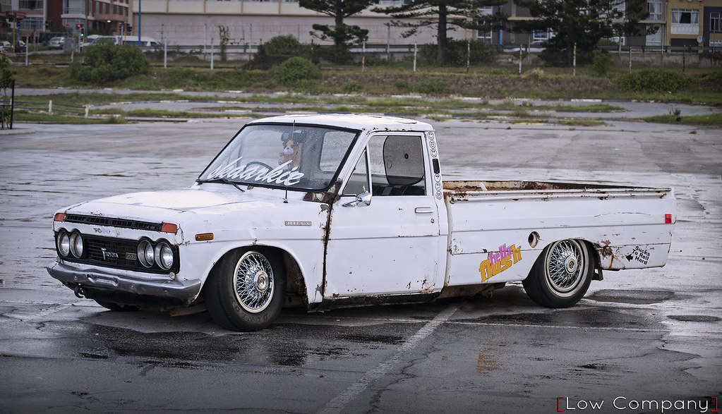 Static rat mini truck