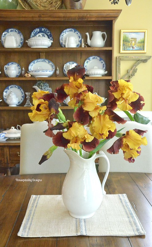 Irises - Housepitality Designs