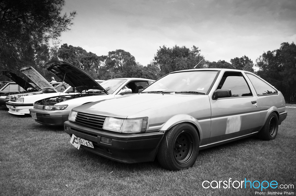 EVENT: All Japan Day Sydney 2011 - Cars For Hope