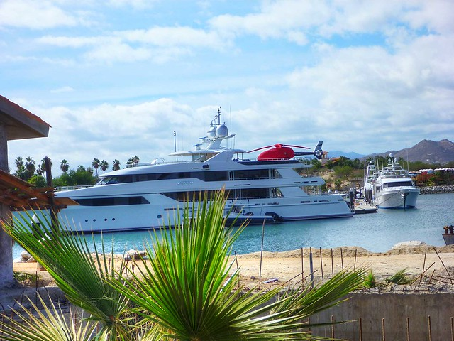 Vango is a 164 foot $30M yacht which when built in 2006 was one of the top ...