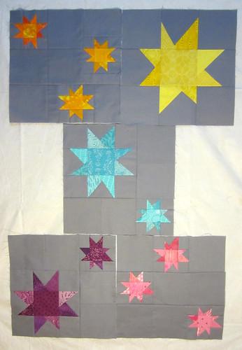 rainbow block samples