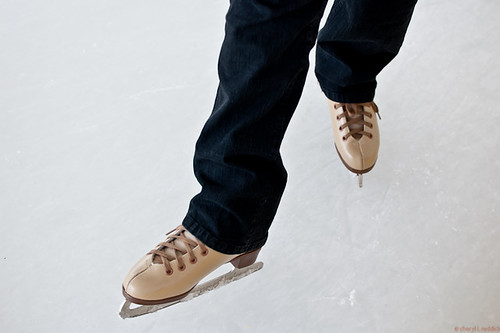 on ice... by credd