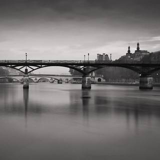 Ponts des arts, Paris , study I